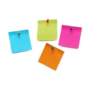 Κύβοι - Χαρτάκια Σημειώσεων